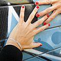 Bracelet fait main en argent 925 1000