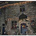 Rochefort-en-terre illuminé