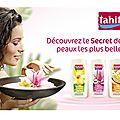 Tahiti secret : trois nouvelles crèmes de douche (concours)
