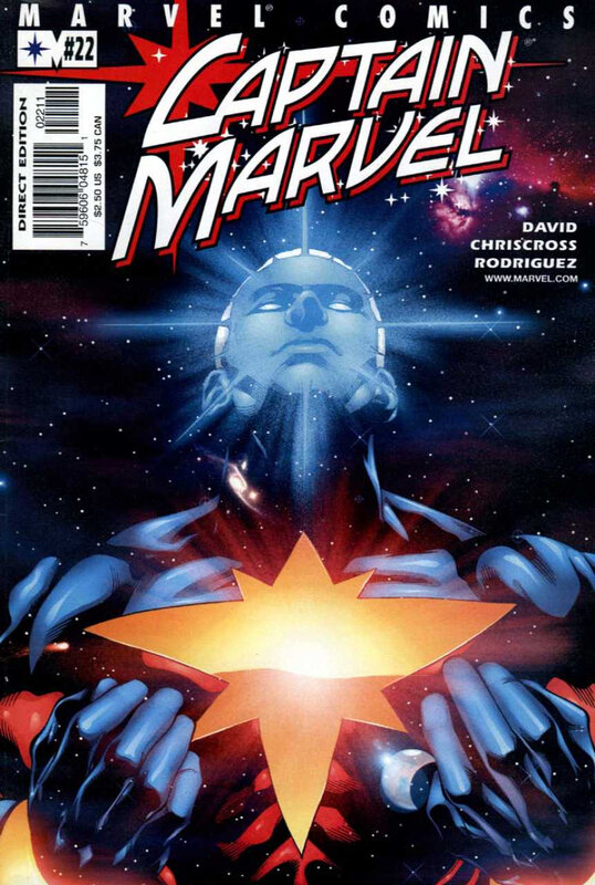 captain marvel 2000 22