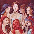 BOURZEIX Maguy - Les femmes et le secret