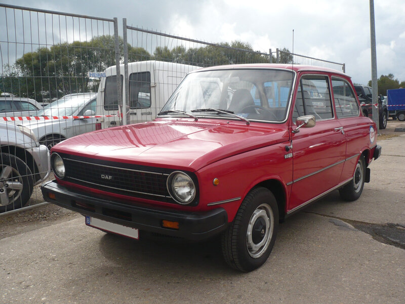 DAF 66 Super Luxe berline Malmedy (1)
