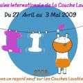 Semaine internationale de la couche lavable