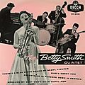 Betty Smith Quintet - 1957 - Betty Smith Quintet (Decca)