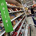 Le marché du halal en france