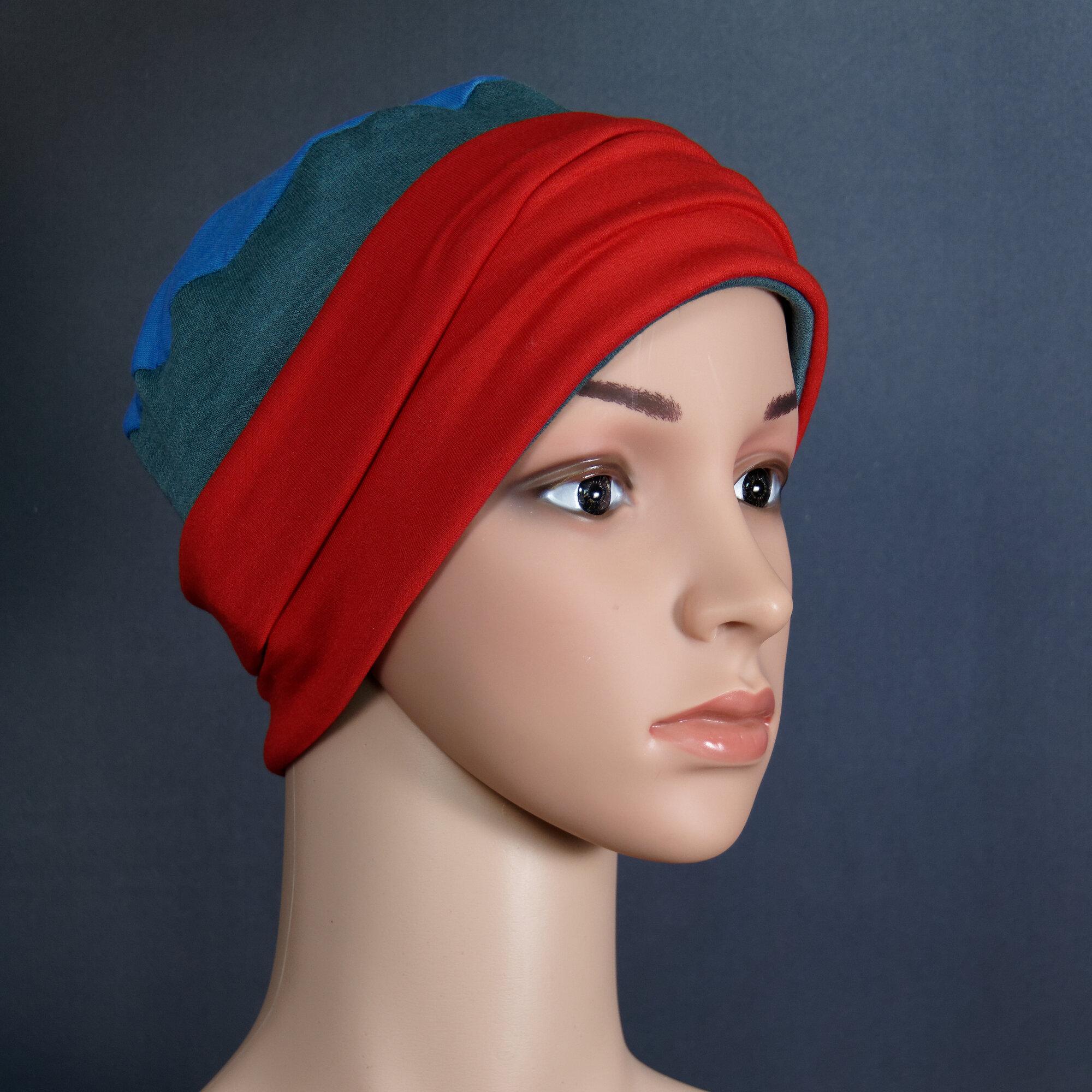 bonnet chimio