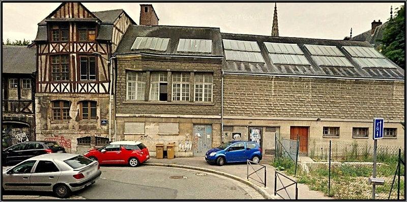04 - Rue Géricault