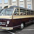 SAURER 2H autocar de voyage Caralpin Sarl 1957 Speyer (1)