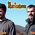 2 - Les créateurs des Staricatures