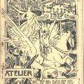 La gazette de l'Atelier Bernier de juin 1917.