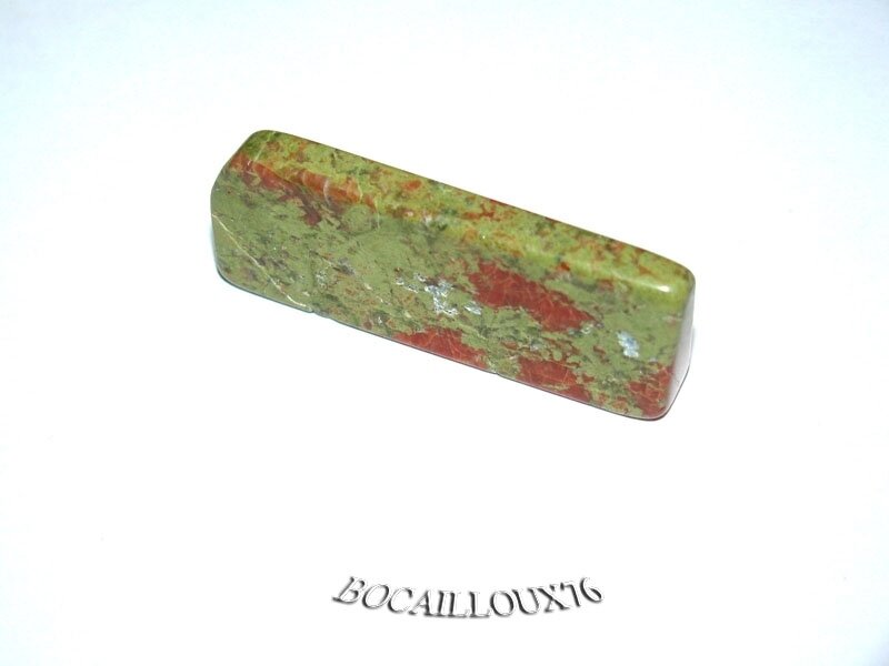 Porte COUTEAU UNAKITE 4 - 43x18x8 mm - Art de la TABLE