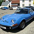 Opel gt/j, 1971 à 1973