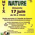 Marche nature damvix le 17 juin 2012