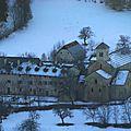 L'abbaye de boscodon (embrunais)