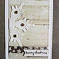 Série de cartes des noël #1