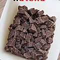 Chunks de nutella®