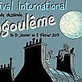 Fibd (festival international de la bande-dessinée) d'angoulême - 40e édition