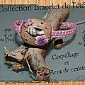 Dans la collection: bracelet de l'été, je demande...