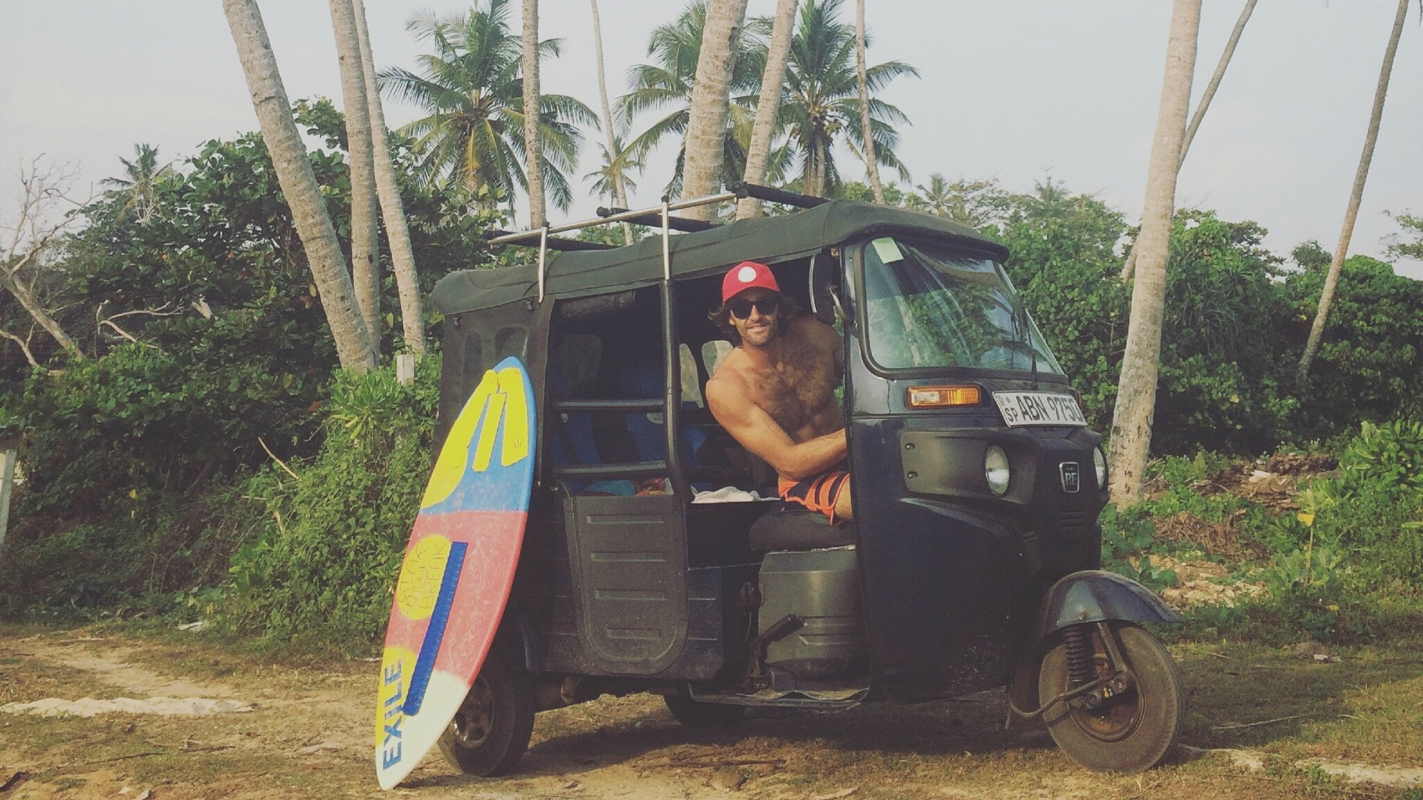 Sri Lanka adventures coming soon...