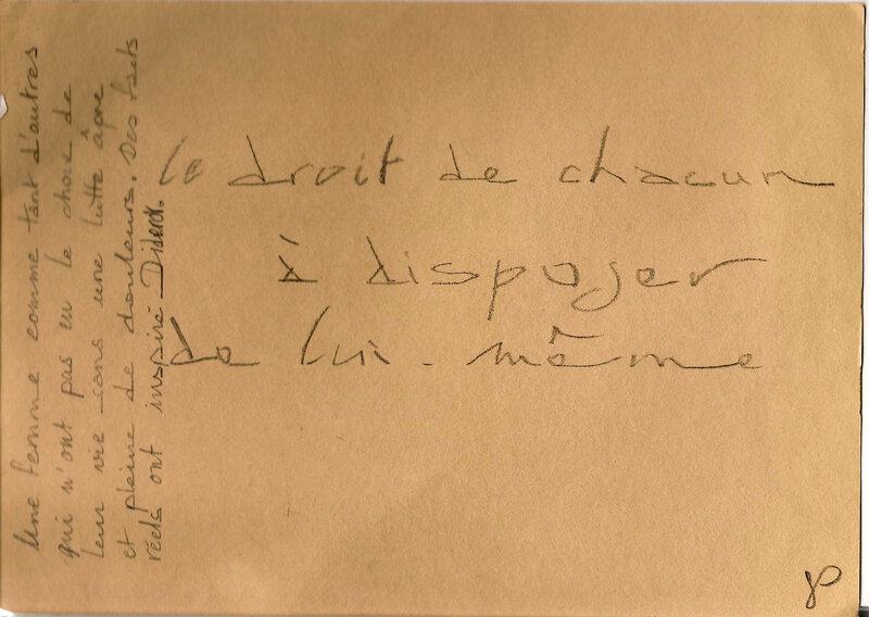 03 309 La religieuse de diderot par bracard Furgerot verso