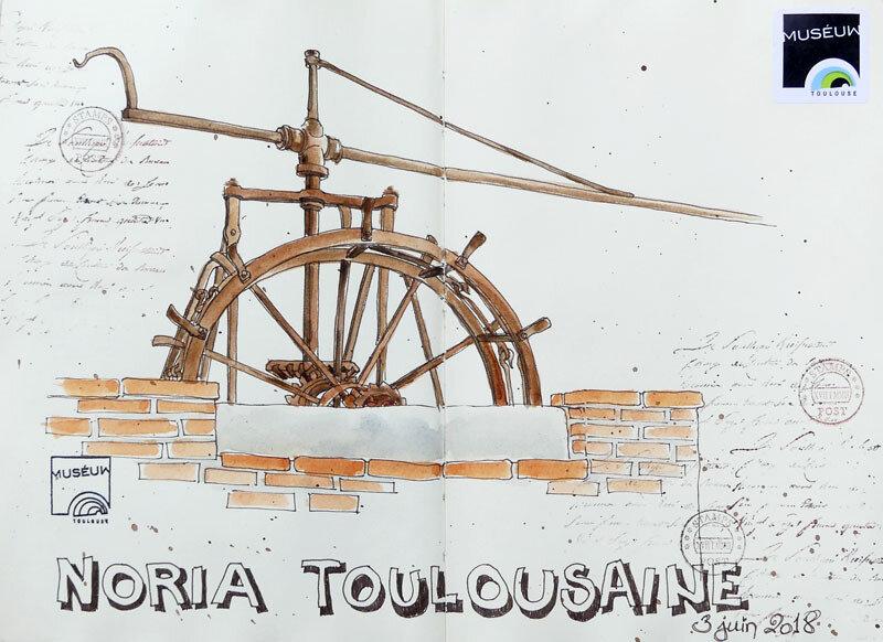 Toulouse - Aux jardins du Muséum