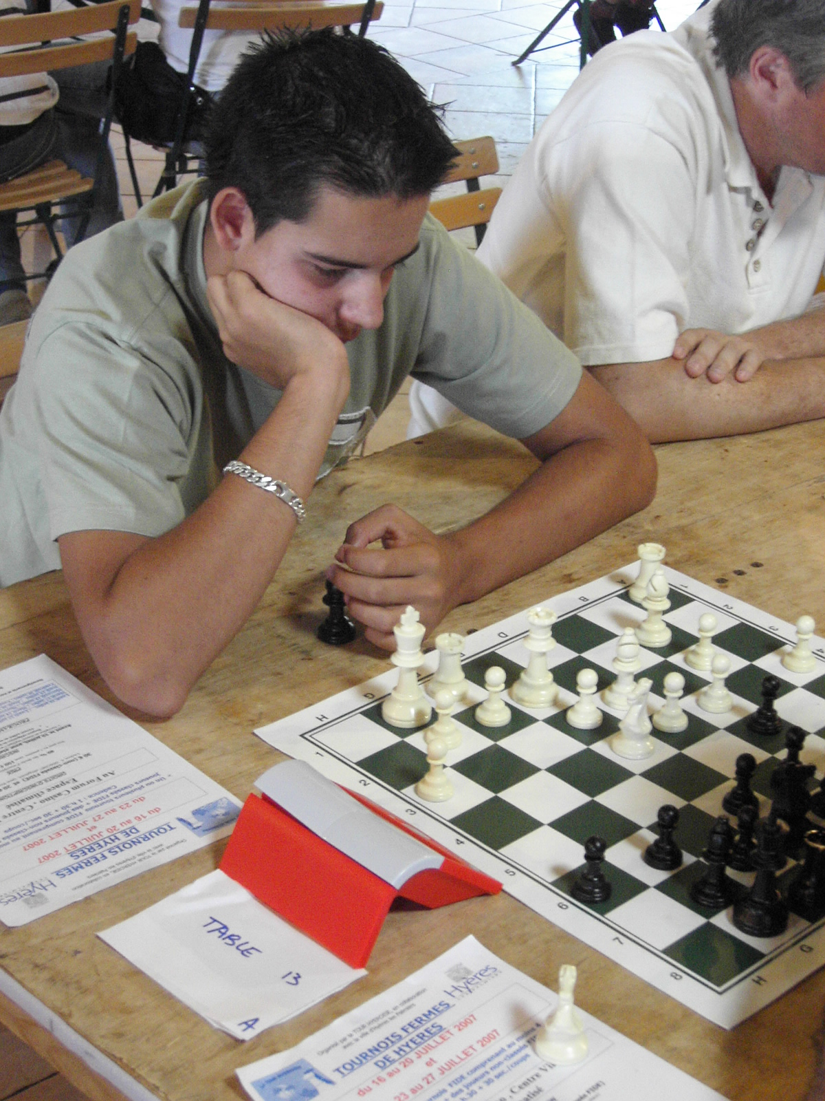 Grand Prix Arcois 2007 (51) Jordi Urrutia