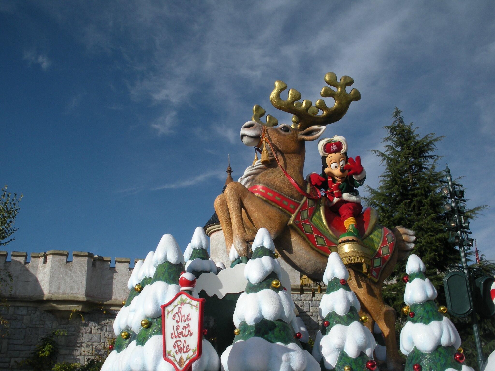 Disneyland Paris 2014