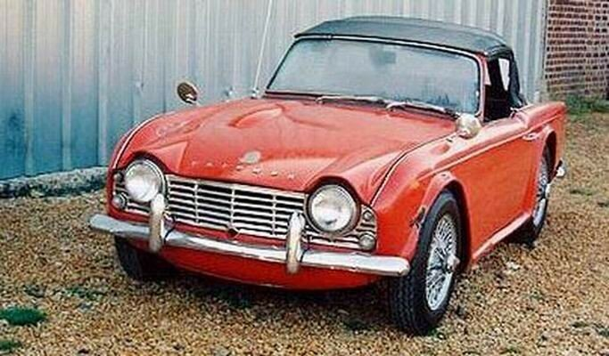1959 - Triumph Spider