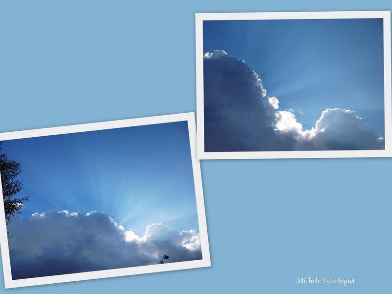 Nuages et Soleil 050718