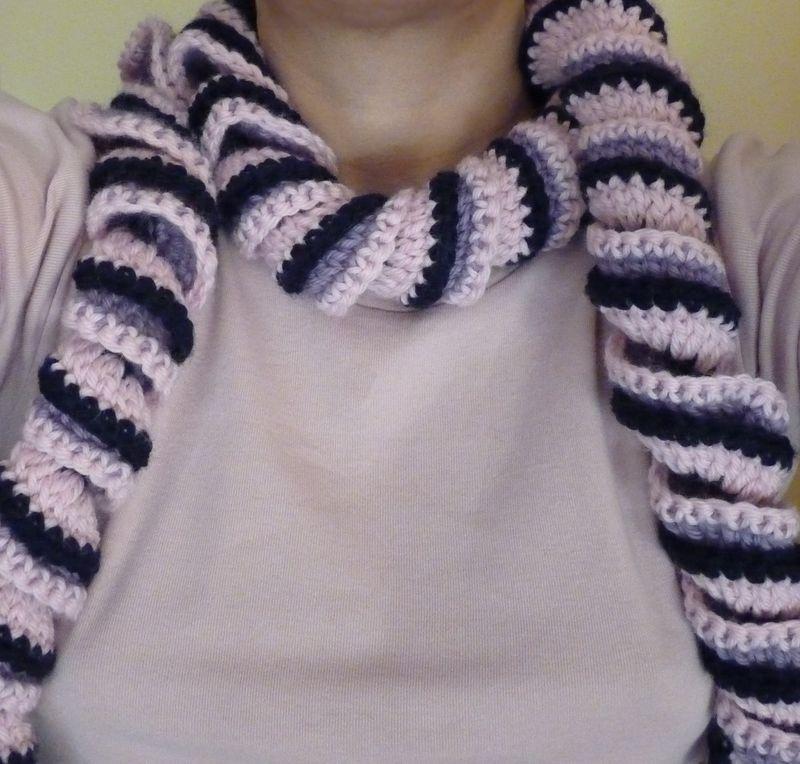 SC 73 : Et une écharpe de plus à ma collection !