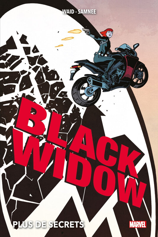 marvel deluxe black widow plus de secrets