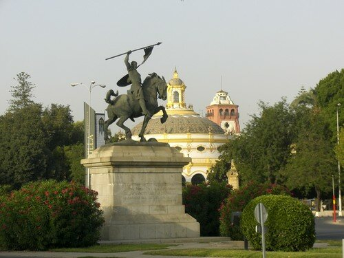 Séville, place San Sebastian