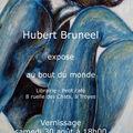 Hubert bruneel au bout du monde