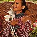 Vaimalama Chaves - Miss Tahiti 2018 - Miss France 2019