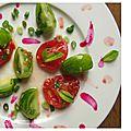 Délire autour de la tomate