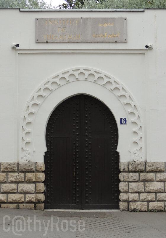 && mosquée de Paris (8)