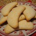 ...biscuits légers sans gluten... (saveurs n°159)