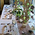 Déco table mariage (2)