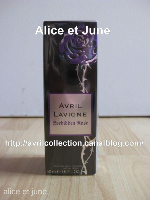 Forbidden Rose product - Eau de Parfum 50 ml