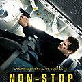 Concours non stop :10 places à gagner pour le nouveau thriller avec>liam neeson