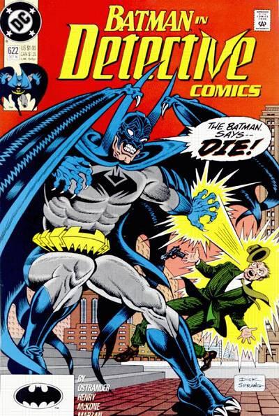 detective comics 0622