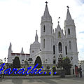 Velankanni church - lourdes of the east