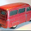 Corgi Toys Bedford CA Van Red 404 B