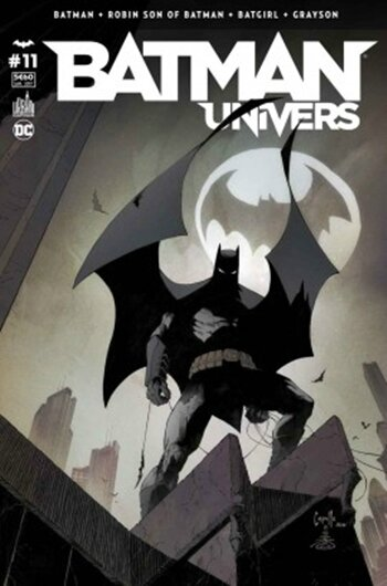 batman univers 11