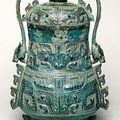 Chinese bronze from the asia society collection : you, north china; western zhou period (1050-770 b.c.e.)