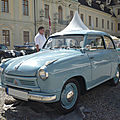 Lloyd lp600 berline 1957