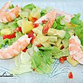 Salade costaricaine