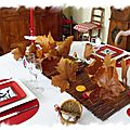 Table Petit chaperon rouge 022