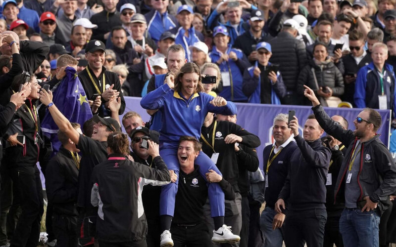 RYDER CUP 2018 2018 1