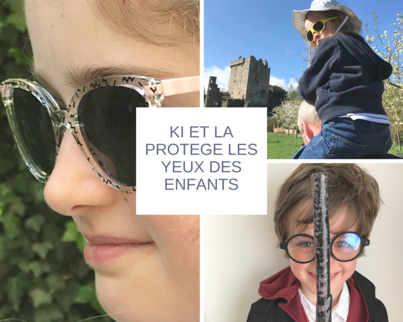 Lunettes de protection Ki ET LA ©Kid Friendly